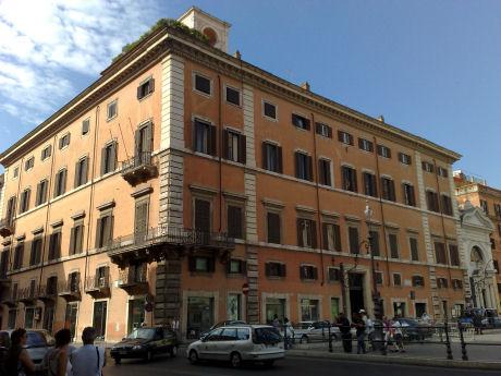 ufficio di rappresentanza a roma